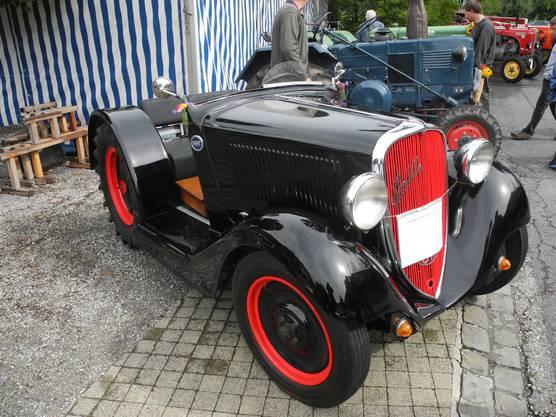 Fiat Autotraktor 1935 von Peter Olsen, Arch