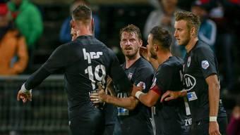 Kann sich der FC Aarau in der Rückrunde steigern?