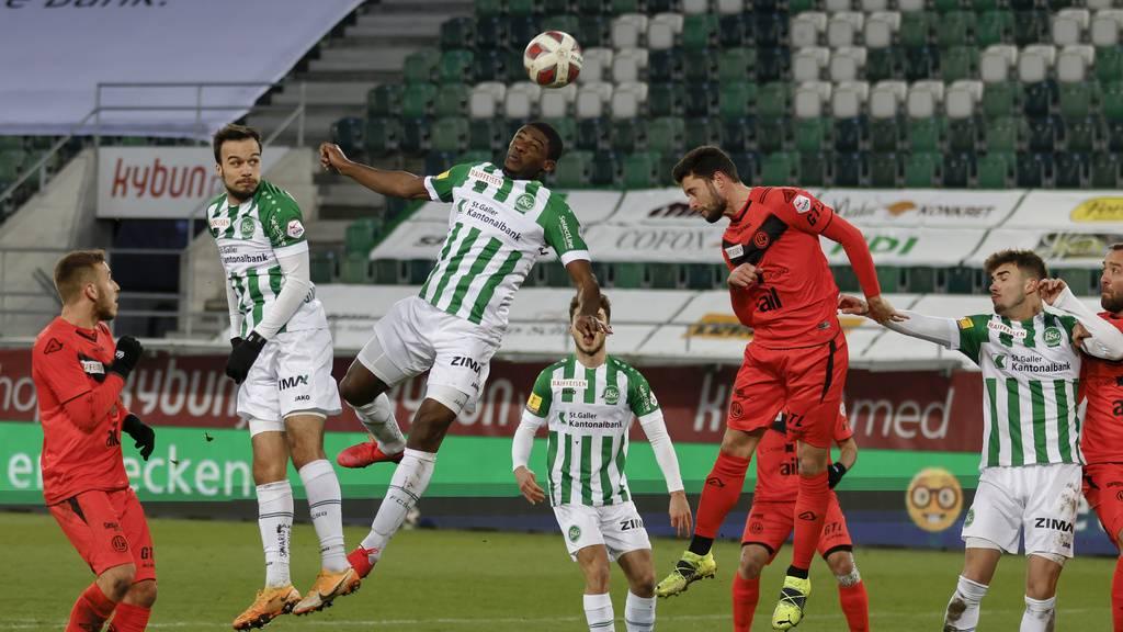Wegen fragwürdigem Penalty: FCSG verliert gegen Lugano 0:1