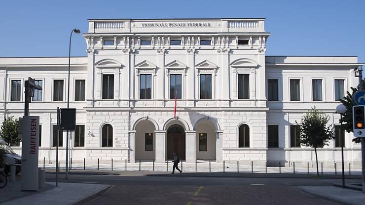 Das Präsidium des Bundesstrafgerichts in Bellinzona bleibt in SVP-Hand. Das hat die vereinigte Bundesversammlung trotz Kritik entschieden. (Archivbild)
