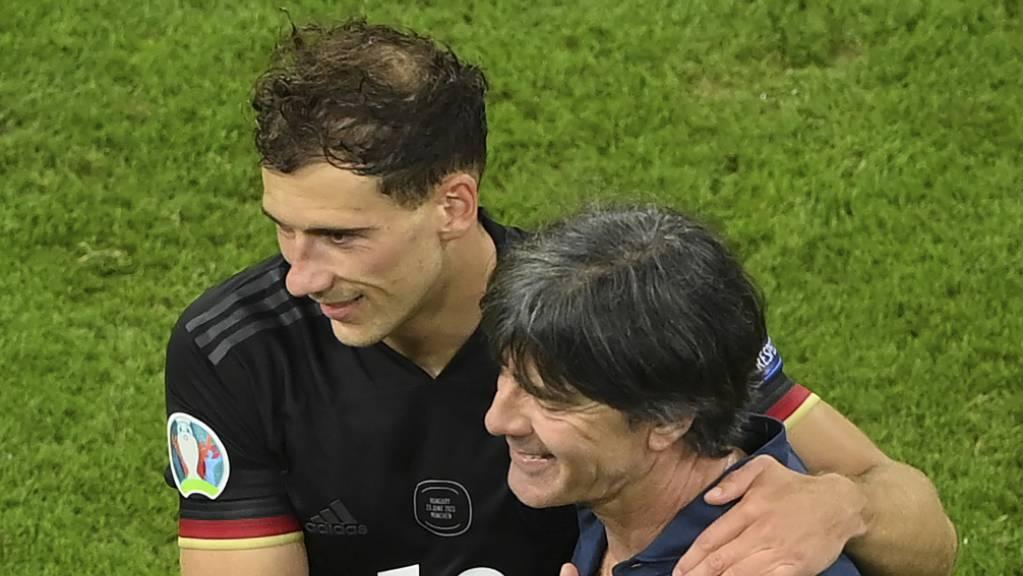 Leon Goretzka sorgte dafür, dass der Match gegen Ungarn nicht Joachim Löws Dernière wurde.