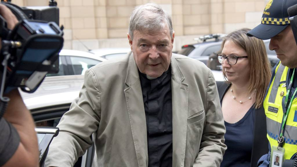 Kardinal Pell vor Gericht freigesprochen