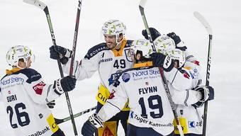 Zuger Jubel in Lausanne - nur noch ein Sieg fehlt für den Final