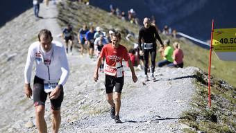 Der legendäre Jungfrau-Marathon wird erst 2021 wieder ausgetragen werden können
