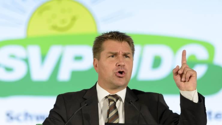 Einer seiner Vorstösse lebt auch nach seinem Rücktritt weiter: Toni Brunner, SVP-Nationalrat von 1995 bis 2018.