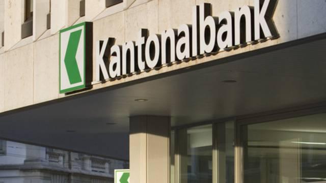 Weniger Gewinn bei St. Galler Kantonalbank (Archiv)