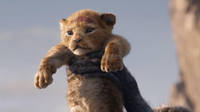 Kinotipp von Alex Oberholzer: Lion King – der König der Löwen