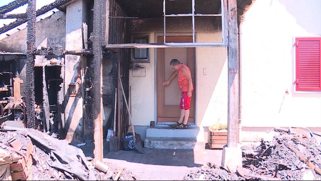 Verwirrung in Zofingen nach Verdacht auf Brandstiftung