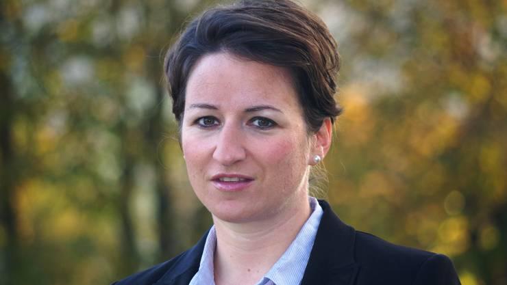 Tanja Primault-Suter aus Gipf-Oberfrick sitzt für die SVP seit 2013 im Grossen Rat.