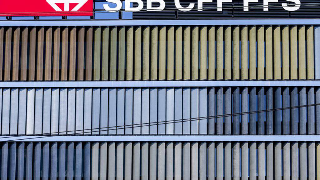 Kundenzufriedenheit und Pünktlichkeit seien trotz hoher Bautätigkeit gestiegen, schreibt die SBB. Im Bild der Hauptsitz des Unternehmens in Bern Wankdorf. (Archiv)