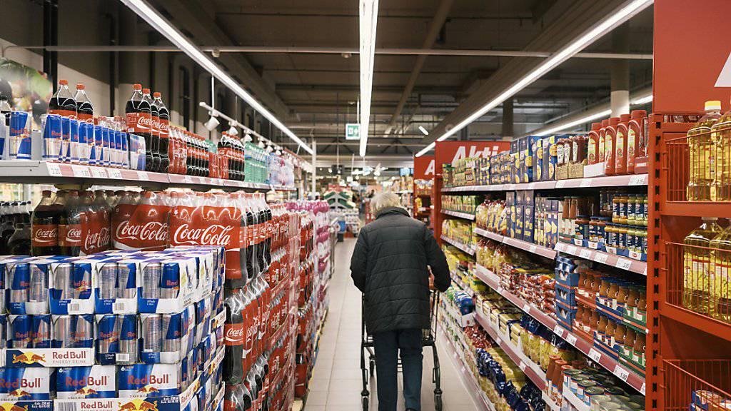 Mehr Getränke und mehr Fertignahrungsmittel: Die Nahrungsmittelimporte haben sich seit 1990 verdoppelt. (Symbolbild)