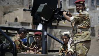 Soldaten im Jemen (Archiv)