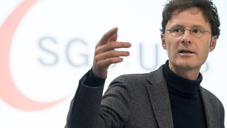 Laut SGB-Chefökonom Daniel Lampart werden die Kosten der Unternehmenssteuerreform III unterschätzt.