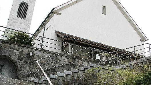 Reformierte Kirche Langenthal: eine von wenigen, die mitmachen. Foto: sat