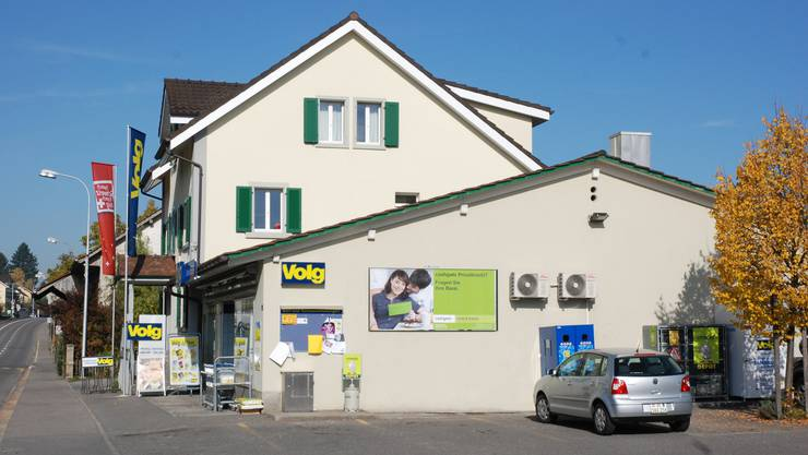 Die Volg-Filiale in Beinwil ist ab Ende November sonntags offen.