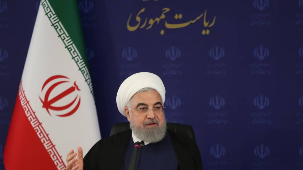 Corona-Infektionen in Iran erreichen neuen Höchststand