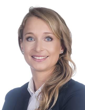 Michaela Huser, SVP-Grossrätin und Einwohnerrätin in Wettingen