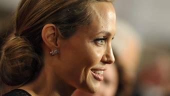 UNHCR-Sonderbotschafterin und Filmstar Angelina Jolie (Archivbild)