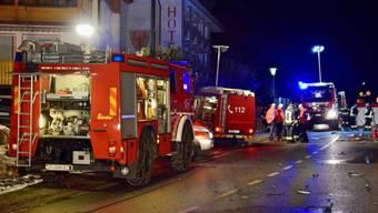 Im Südtirol ist ein Auto in eine Menschenmenge gerast. 6 Menschen starben, weitere wurden verletzt.