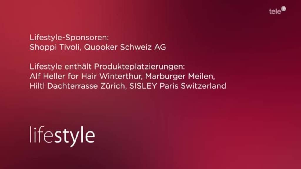 Lifestyle: Mimi Jäger und Rafael Beutl
