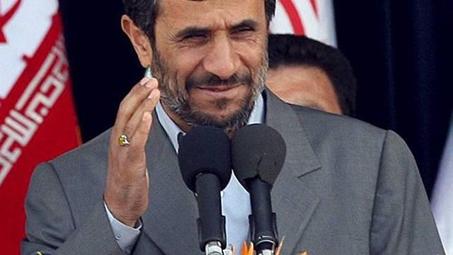 Der iranische Präsident (Archiv)