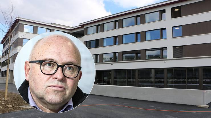 Für Michael Hunziker, den Leiter des Alters- und Pflegezentrums Obere Mühle in Lenzburg, kommt der Entscheid der «Länzerthus»-Verantwortlichen nicht allzu überraschend.