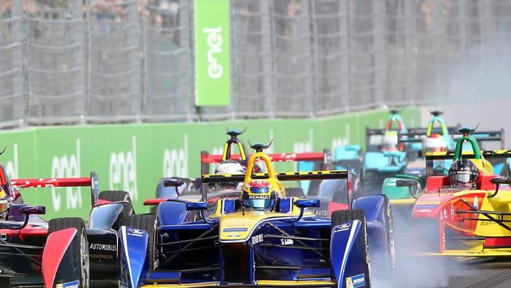 Die Formel E kommt 2018 nach Zürich