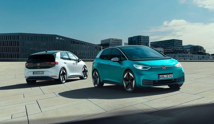 VW ID.3 (BILD: HO)