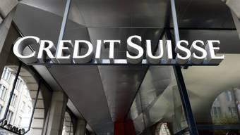 Credit Suisse wird umgebaut.