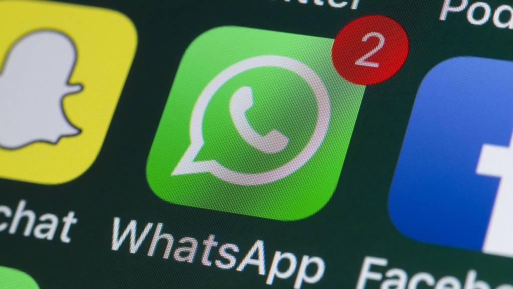 In Gossau wurde der erste Whatsapp-Gottesdienst durchgeführt.