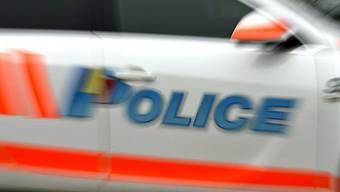Ein Auto der Genfer Polizei (Archiv)