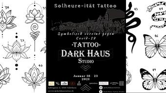Das Tattoo-Studio Dark Haus hat eine Spendenaktion für die Gastronomie in der Coronakrise organisiert.