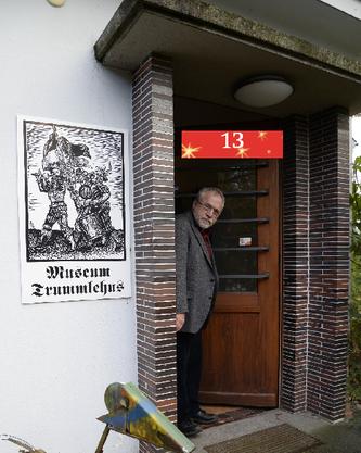 Öffnen wir die Türe zum Langenthaler Trummlehus