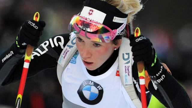 Elisa Gasparin wird zum Saisonstart mit der Staffel am Start sein.