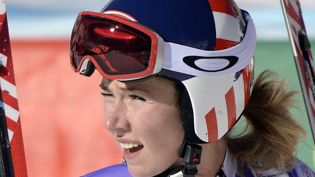 Slalom-Weltmeisterin Mikaela Shiffrin erhält eine weitere Startgelegenheit in ihrer Heimat