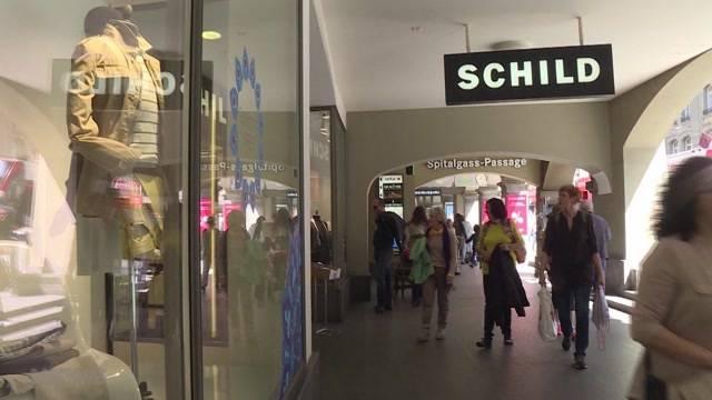 Schweizer Modehäuser-Schliessungen gehen weiter