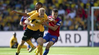 Super League, 7. Runde, Young Boys - FC Basel (22.09.2019)
