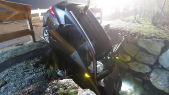 Verkehrsunfall Fisibach