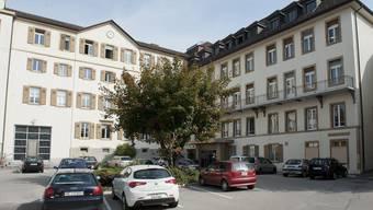 Klinik La Providence in Neuenburg.
