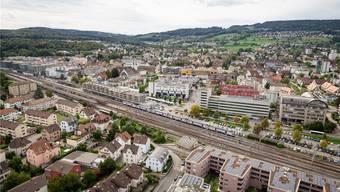Dietikon soll städtischer werden, aber auch grün bleiben: Der Richtplan zeichnet ein differenziertes Bild.
