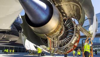 Rolls Royce ist der zweitgrösste Hersteller von Flugzeugtriebwerken