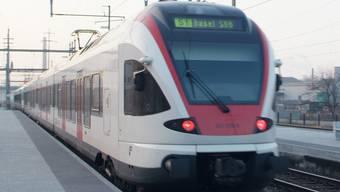 SBB hat mit FLIRT-Zügen keine Probleme.