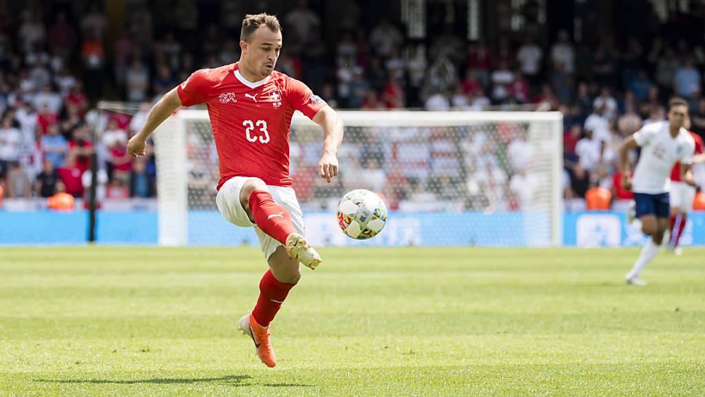 Xherdan Shaqiri lief im Juni 2019 letztmals für die Schweizer Nationalmannschaft auf