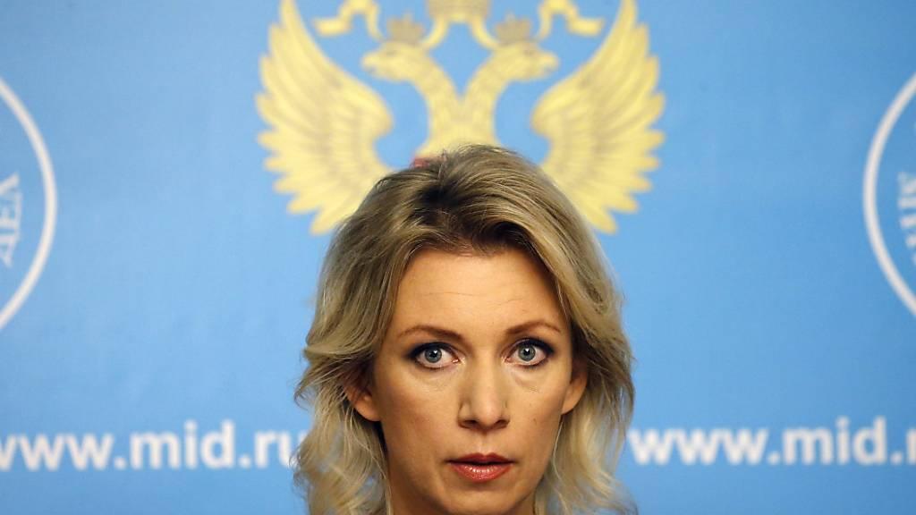 Russland wirft USA Einmischung in bevorstehende Parlamentswahl vor