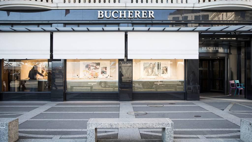 Bucherer streicht weltweit 370 Stellen – bis zu 220 in der Schweiz und in Luzern