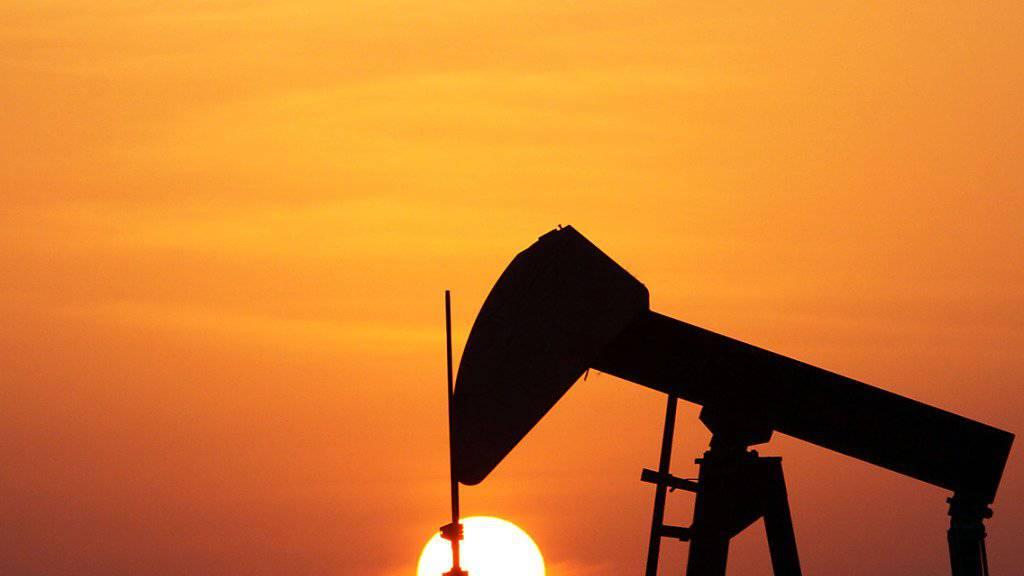 Wenn Pensionskassen und Versicherungen ihr Geld zum Beispiel in die Ölförderung investieren, befeuern sie damit den Klimawandel. Freiwillige Tests haben nun gezeigt, dass die Mehrheit der Versicherer ihre Gelder noch klimafreundlicher anlegen könnte. (Archivbild)