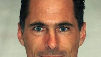 Misko Antisin - Aufnahme von 2000 im Tenü des HC Lugano