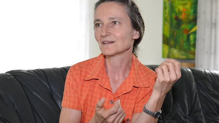 Für Erika Preisig ist die Selbstbestimmung zentral.