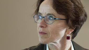 Eva Herzog, Finanzdirektorin des Kantons Basel-Stadt, kann zufrieden sein: Die Bonität wird als sehr gut bewertet.