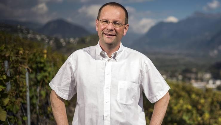 Der Waliiser Weinhändler Dominique Giroud muss wegen der Hackeraffäre vor Genfer Polizeigericht. (Archiv)